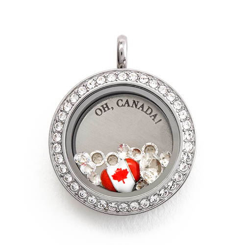 Canada Charms Origami Owl