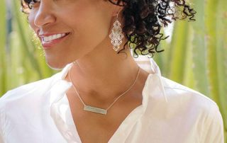 Everything Happens for a Reason Bar Necklace Origami Owl