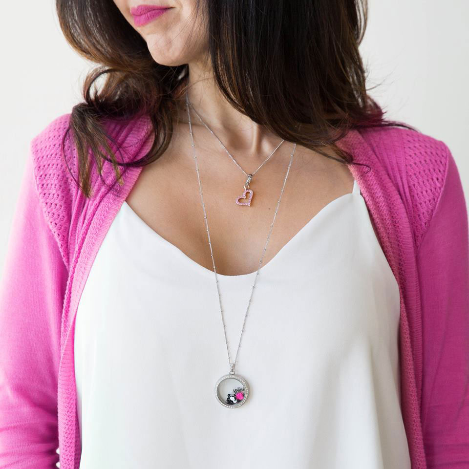 I'm in love with the new cherry blossom charms! #origamiowl custom ... | 960x960