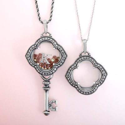 Origami Owl How To Vintage Key Locket