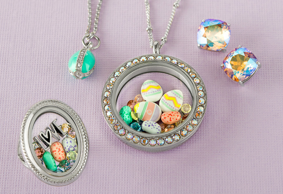 Origami Owl Canada Charms New 2018 Easter Collection
