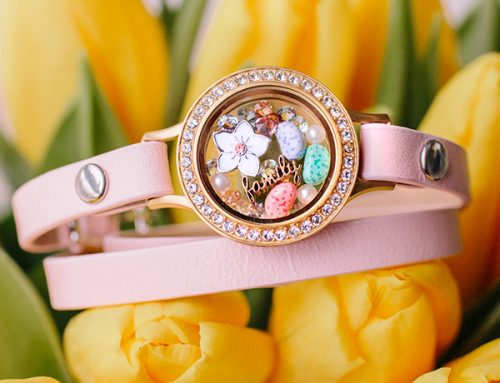 New 2018 Easter Collection From Origami Owl