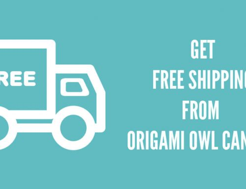 Get FREE Shipping From Origami Owl Canada