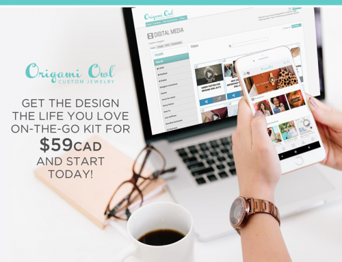 Join Origami Owl Canada For Only $59