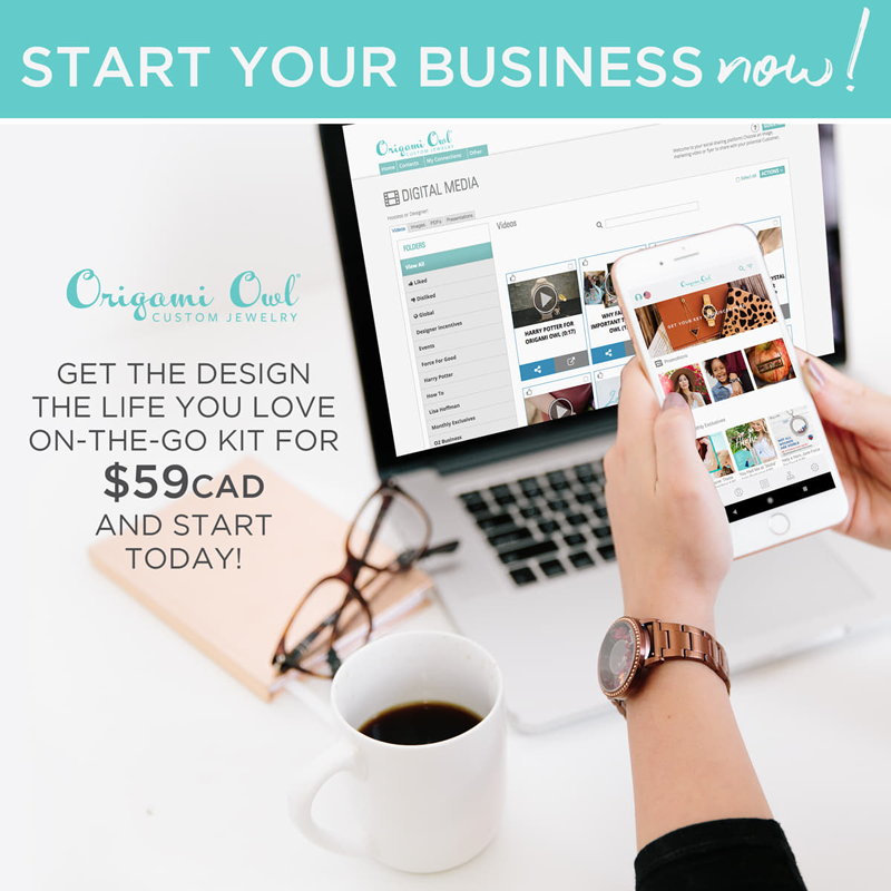 Join Origami Owl Canada USA