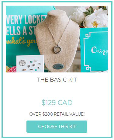 KIT- Join Origami Owl Canada