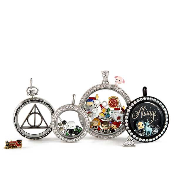 Harry Potter Jewellery canada Origami Owl