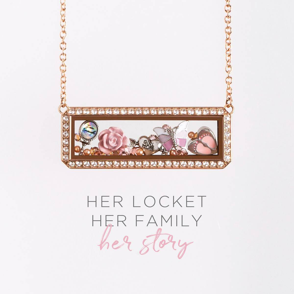 Origami Owl Canada Mother's Day Gift Jewellery